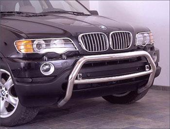 ANTEC № 1544211  BMW X5 - Передняя защита - Кенгурятник