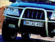 ANTEC № 1424000 CHRYSLER GRAND CHEROKEE с 1999- г. Передняя   решетка