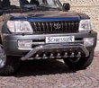 SCHIESSLER № 1507VA TOYOTA Landcruiser J9 Передняя защита