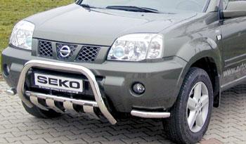 SEKO № 361120 NISSAN X-TRAIL 2004 - Передняя защита