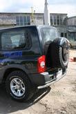 SOUZ-96 № TAGR.75.0701 ТАГАЗ TAGER 2008- Задняя защита